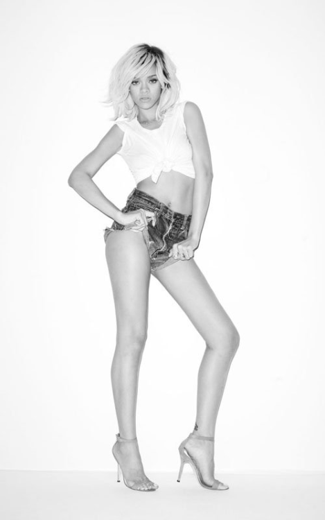 Rihanna x Terry Richardson