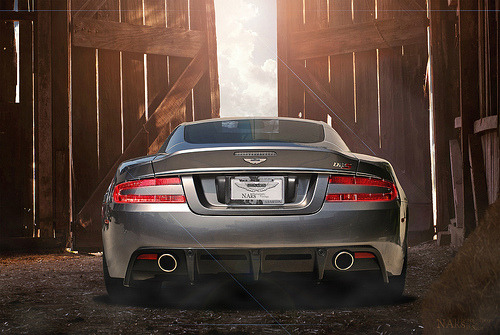 automotivated:  Aston Martin DBs (by Nike_747)