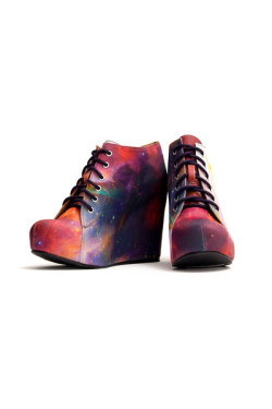 (via 99 Tie - Rainbow Galaxy | Black Milk Clothing)