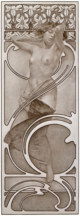 Documents Decoratifs by Alphonse Mucha. (1902)
