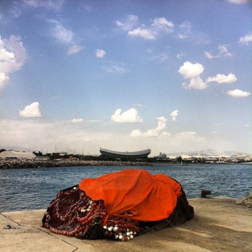Taken with Instagram at Piraeus, Greece