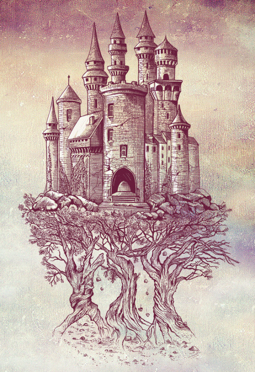 danceabletragedy:  Castle in the Trees by Rachel Caldwell