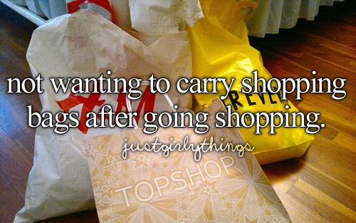 shopping bags shopping bags