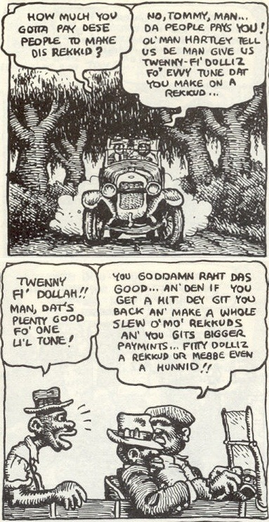 "Robert Crumb""That's Life""Arcade, The Comics Revue  Vol. 1 No. 3 (1975)"
