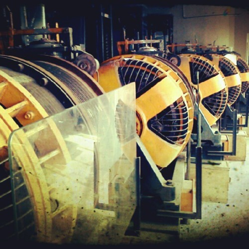 #macao engine room (Scattata con instagram)