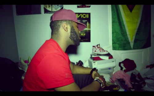 "Screenshot from ""LetMeKnow"". Directed by M-Trey. Drops 5/15. Same day as #BetYouAintKnow"