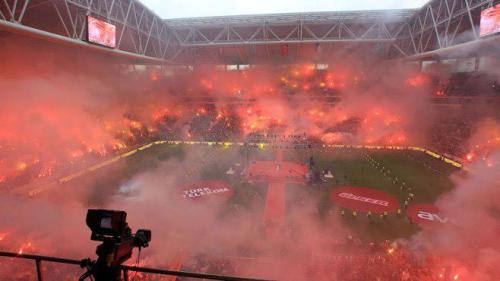 CHAMPION GALATASARAY!!! EVERY PLACE THAT WILL BURN!!