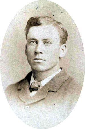 fuckyeahhistorycrushes:  Almanzo James Wilder, Laura Ingalls's husband.