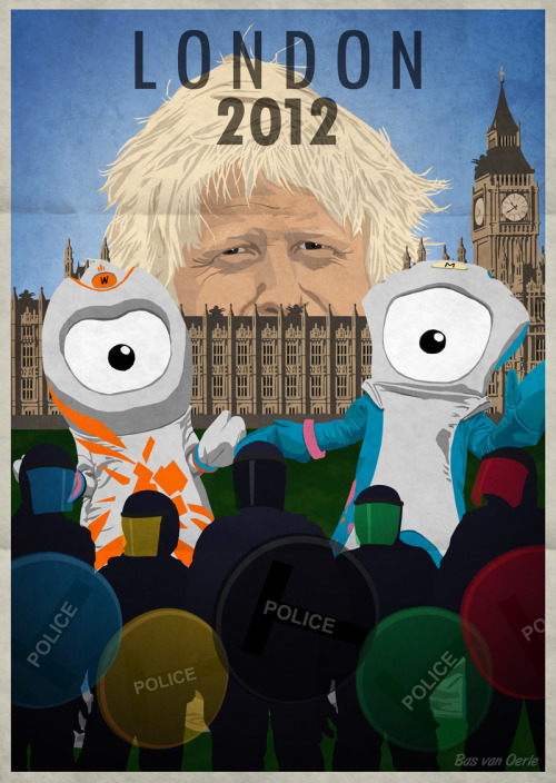 Boris Rising! Get the print here !
