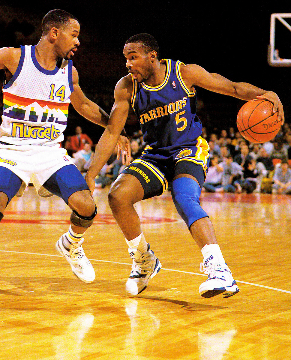 flight-time:  The Point Man: T. Hardaway