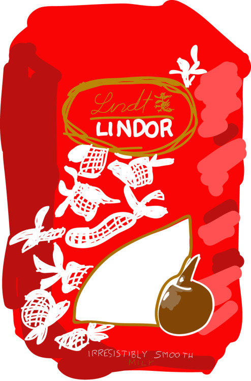 Lindt Lindor - Just about the tastiest chocolate ever!