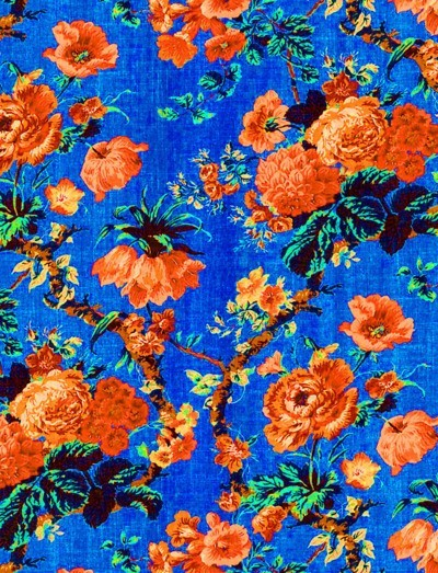 foxontherun:  (via Patterns / Floral)