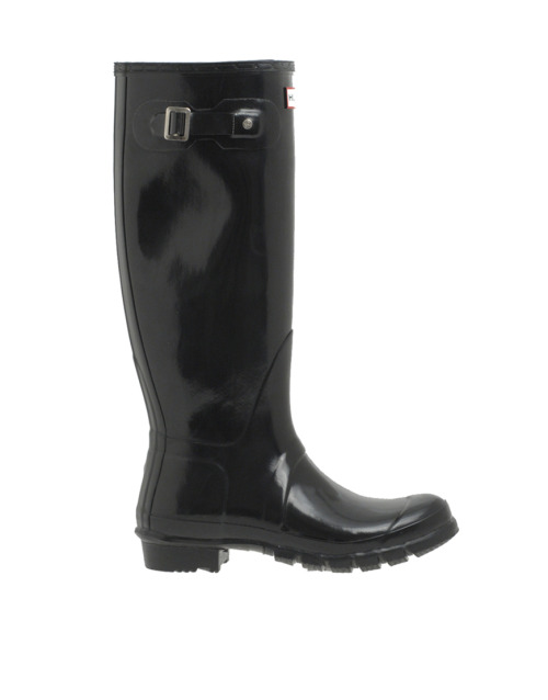 Hunter Original Gloss Wellington BootsMore photos & another fashion brands: bit.ly/JhAJMA