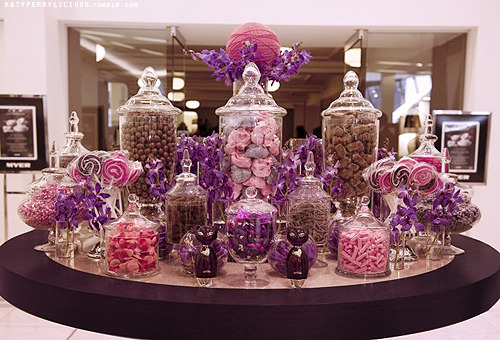 Candy Buffet inspired by Purr (x)