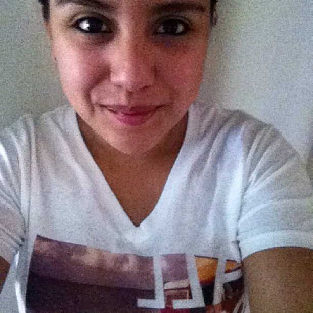 Wearing my new @AllstarWeekend shirt..#LifeAsWeKnowIt (Taken with instagram)