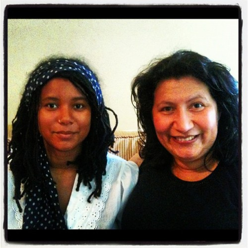 Mi madre (Taken with instagram)