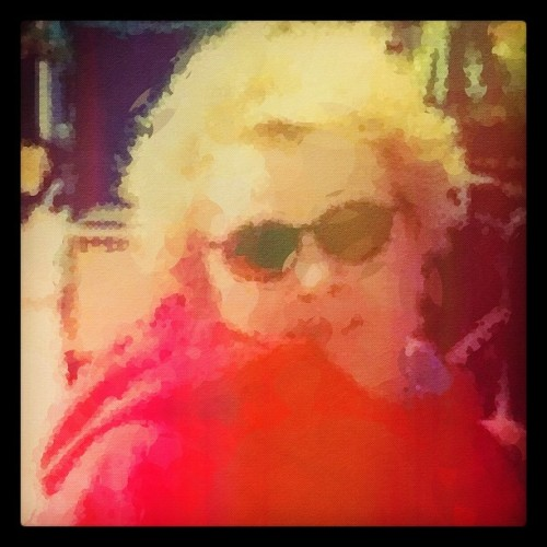 Mom - February 2006 #mother #family #percolator #app  (Taken with Instagram at Home Sweet Home)