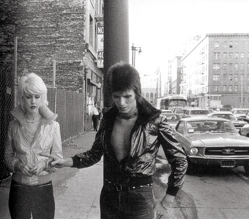 Angie and David, LA, 1973