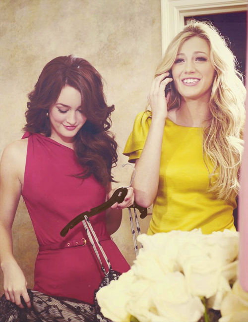 blairheartschuck:  23/100 Pictures of → Blake and Leighton