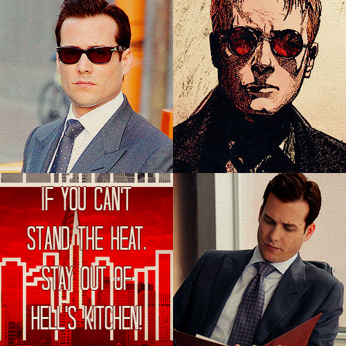 Gabriel Macht as Matt Murdock