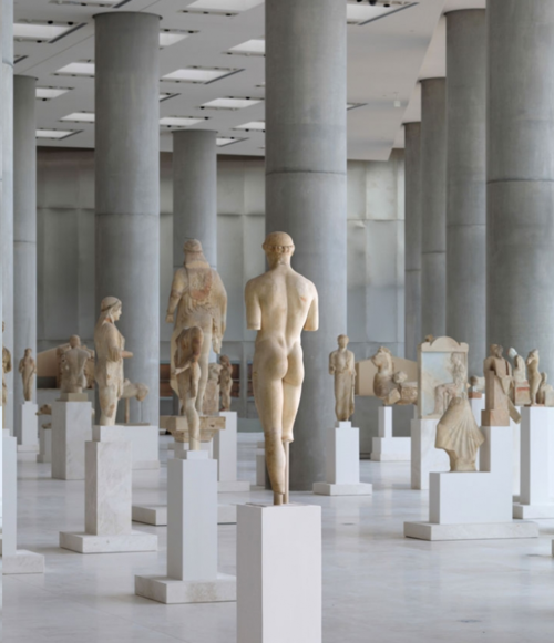simplypi:  The New Acropolis Museum in Athens, Greece