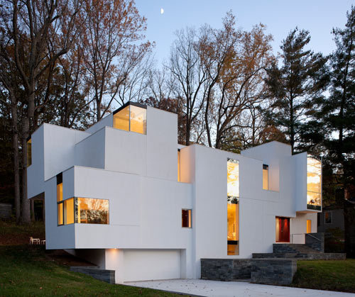 micasaessucasa:  (via NaCl House by David Jameson Architect | Design Milk)