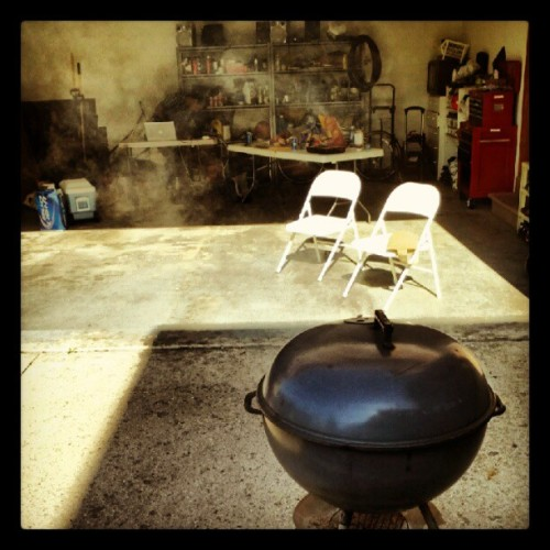 Sunday BBQ (Taken with instagram)