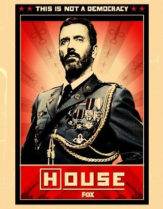 I am watching House                                                  912 others are also watching                       House on GetGlue.com