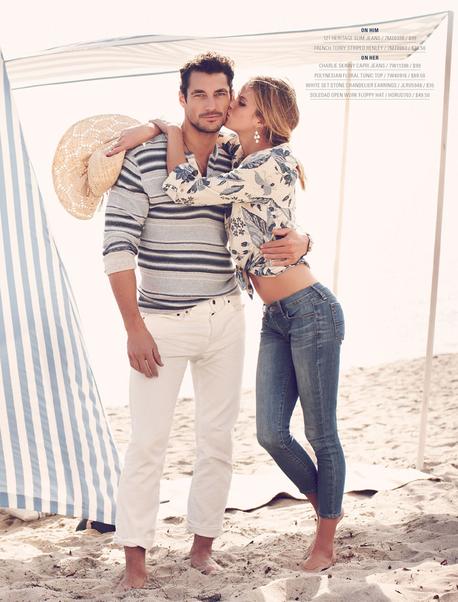mensfashionworld:  Lucky Brand Summer 2012