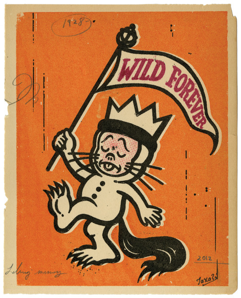 laughingsquid:  Artists Pay Tribute to Maurice Sendak