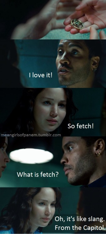 Parallel universe bitchy Cinna is back