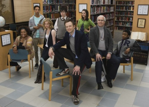 "NBC shakes up its schedule, kinda screws over ""Community"" We are unashamedly addicted to TV. More importantly, we think it's important to pay attention to what TV execs do to their lineups; it's a vicious cycle, our media. They tell us what to watch and we watch it (and then blog about it). Here's what you need to know about this fall's NBC schedule, fellow TV nerds: returnsDespite rumors otherwise, Thursday nights remain mostly intact, with ""Parks & Recreation"" and ""30 Rock"" getting reprieves — in the case of Tina Fey's show, as a 13-episode sendoff season. changesWhile fan favorite ""Community"" (currently smarting from a rift between show runner Dan Harmon and actor Chevy Chase) will return, it'll air Fridays after ""Whitney"" … which seems downright mean. exits NBC also axed ""Awake,"" ""Best Friends Forever"" and ""Chuck,"" along with a few others — but considering what was rumored ahead of time, they seem to have avoided the scorched-earth strategy. source » Switching networks for a sec: We'd also like to point out that true American staple ""CSI: Miami"" has been cancelled by CBS, after a surprisingly fast-moving decade on the air. David Caruso's gravy train just sailed away. *sigh* Follow ShortFormBlog: Tumblr, Twitter, Facebook"