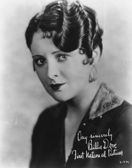 whataboutbobbed:  Billie Dove (May 14, 1903 – December 31, 1997)