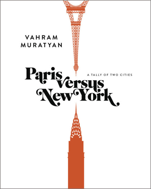 paris versus new york, vahram muratyan: penguin.