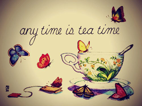 I see alot of tea parties in our near future. Cool fall afternoons and warm tea and home made cookies with my girl.