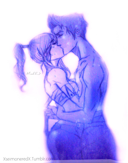 xseimoneredx:  Makorra - Hot & Heated Mako: I couldn't hold myself back, she was driving me crazy.