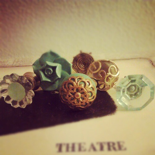 Getting things together to redo my dresser :) (Taken with instagram)