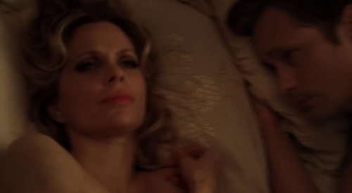 king-takes-queen:  Kristin Bauer - True Blood Season 5: Trailer 1 - Screencaptures