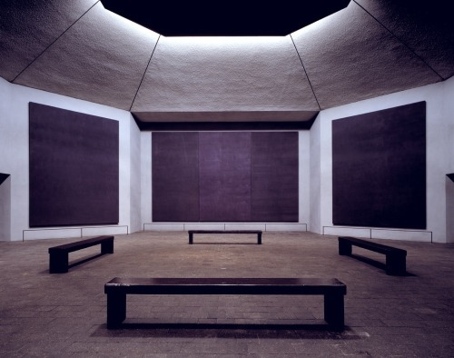 The Rothko Chapel in Texas. For 40 years, the Rothko Chapel in Houston has served as a space for personal contemplation, interfaith dialogue and action for human rights. The sanctuary was created by Mark Rothko, who committed suicide one year before the chapel opened.