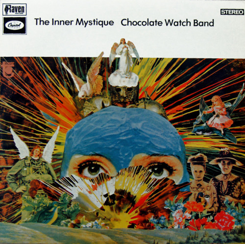 psychedelic-sixties:  The Inner Mystique - The Chocolate Watch Band (1968)
