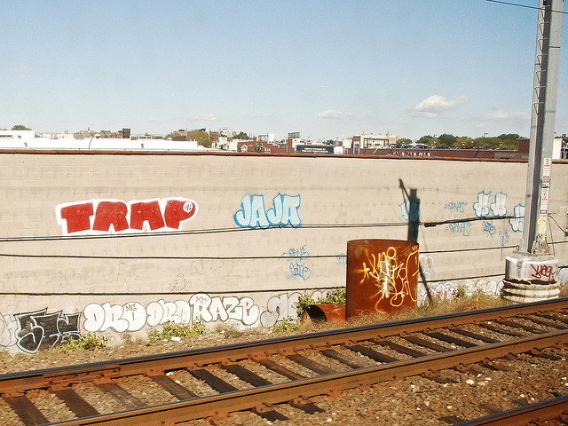 graffitisincedayone:  Trap JA Ste Dro Raze