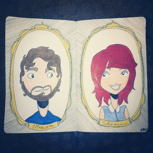 brobecks:  @sdupreebemis & @maxbemis 😘😘😘 (Taken with instagram)