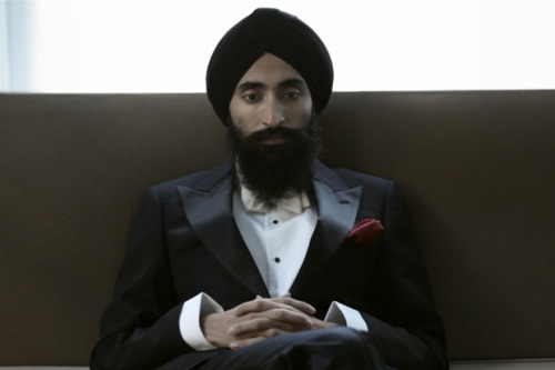 urbanemenswear:  Waris Ahluwalia - The Way I Dress for Mr. Porter video