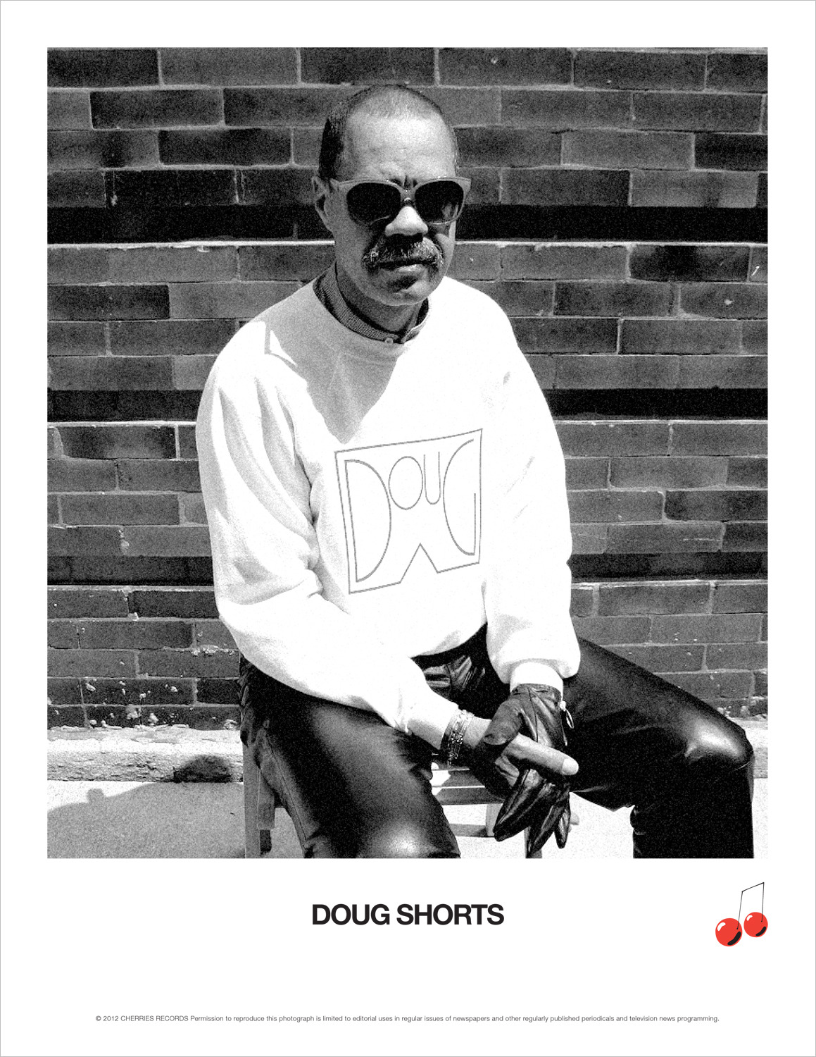 Introducing…..Cherries Records Recording Artist, Doug Shorts.