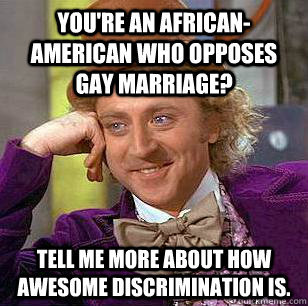 (via Condescending Wonka)