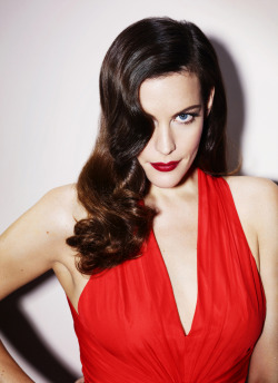 87daysbefore:  liv tyler for pantene