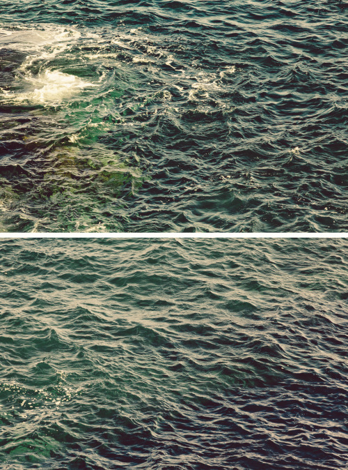 jameschororos: No. 173 | Water | HI I find myself taking these pictures every time I travel. I can watch water for hours. Portfolio | Tumblr | Twitter