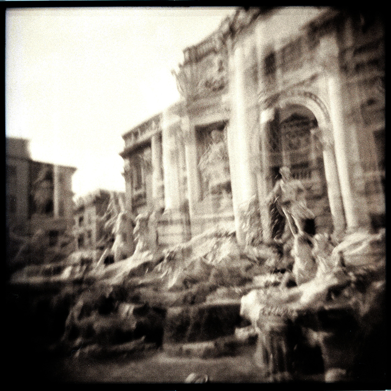 by Tiffany R. DeJesus Medium Format; 120mm, Holga