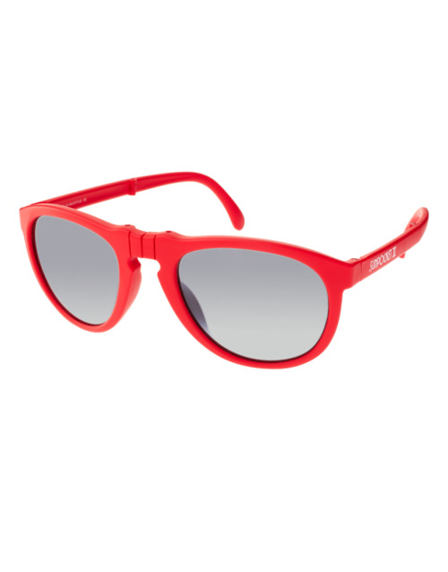 Sunpocket Matt Red 11 Foldaway SunglassesMore photos & another fashion brands: bit.ly/JgPaAr