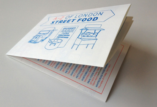 Get your London Street Food Map while they're hot.. Always looking for that next pulled pork fix.